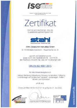 STAHL_News_Din9001